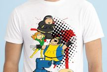 TV Series / Show Men T-shirts