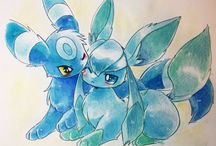 Umbreon X Glaceon