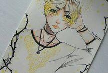 My works ♡