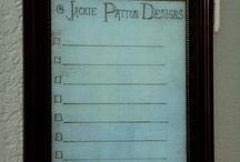 Dry Erase Boards / by Tracee Cole