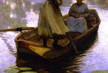 Glasgow Boys, Schots impressionisme