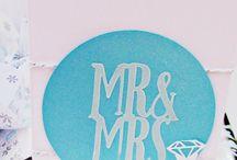 Cards: Wedding / by Julia @ It's Always Ruetten