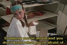 Audrey Hepburn <3 / by Olivia Poorman