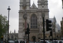 Westminster Abbey Garden / Surprisingly there are many herbs and gardens at London's Westminster Abbey.