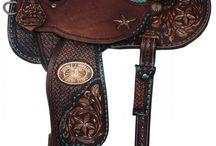 Sadle Horse