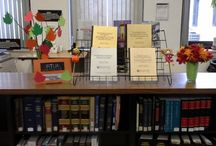 Book Displays / Book Our book displays and others we like.
