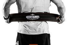 Weightlifting & Powerlifting Belts / The best range of belts.