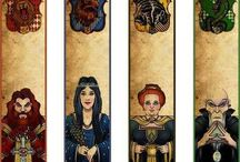 Mark That Page / Harry Potter Bookmarks