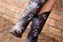 """Old Gringo Boots. / Old Gringo Boots are superior in the western fashion market. We love the high quality leather and the unique designs. Each boot is handcrafted, with beauty in every detail. You'll see it in the colorful floral embroidery, the shiny Swarovski Crystals, the leopard print leather. Buying Old Gringo means buying a product that reflects your personality, whether you're a smokin' hot rock star or a hopeless romantic. The Old Gringo slogan sums it up best: """"Life's better wearing Old Gringo."""""""