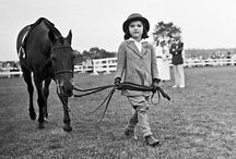 Southampton Blue Book: Photographs by Bert Morgan Exhibit / This exhibit presents a sampling from the thousands of photographs Morgan took of Southampton's rich and famous at their exclusive clubs or as guests at private parties, weddings and galas. Photographs of the young Jacqueline (Bouvier) Kennedy competing in a local horse show were selected from the more than 500 photographs Morgan took of Jacqueline Kennedy and her family. Photographs courtesy of Patrick Montgomery, The Bert Morgan Archives.