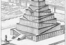 Assyrian / Babylonian architecture