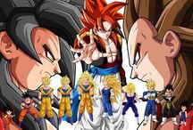 dragon ball z e dragon ball gt
