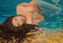 Sirenas  / by Mirian Rodriguez
