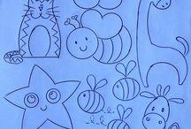 Desenhos para  crianças
