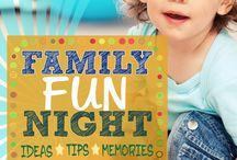 family fun night / by Kristy Snider