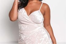 debshops | holi-bae ♡ / Glitz, glam, sheen for all the holiday parties and events  www.DEBSHOPS.com Plus Size - Curvy