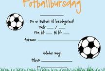 Fotballbursdag