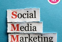 Social Media Marketing   Techzo LLC / Social Media pins of Techzo LLC are shown.