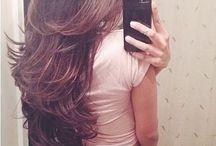 Long haircuts (Female)