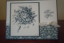 """Stamp:Blooming with Kindness / Handmade cards featuring the stamp set """"Blooming with Kindness"""" by Stampin' Up."""