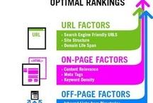SEO Infographics / SEO tips and infographics