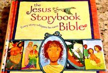 Children's Church / Bible studies, games and crafts for kids. / by Della Kramedjian