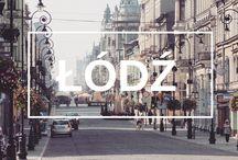 Łódź / Polish city in the central Poland #architecture