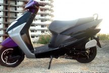 Achus Scooter