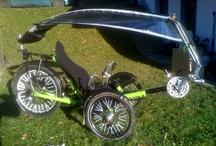 Q-Cycles Trikes
