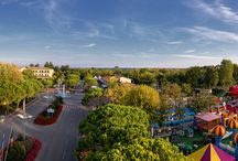 Luna Park - Giochi per Bambini / Divertimento assicurato per tutti all'interno del Centro Vacanze. Aree verdi, giochi e Luna Park per una vacanza piena di emozioni!
