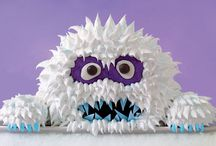Tommys 2nd Birthday / Abominable Snowman Theme