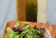 Salads/dressing