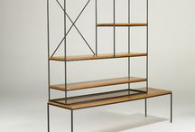 Shelf, Regal, Étagère / This wall contains a wide range of extraordinary shelfs that complement every home.