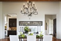 Home - Dining Room / by Andrea Smith