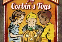 Corbin's Toys ads