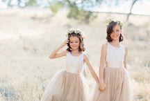 Sukienki dziewczynek