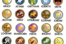 ANCIENT GREEK SHIELDS