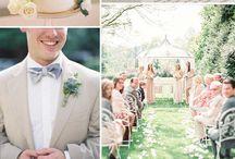 weddings Pink & Grey