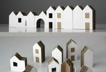 Cardboard / Inspration . projects . How To