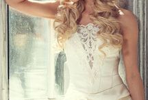 Bridal Hairstyles / http://hairstyle.cc/bridal-hairstyle