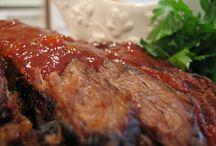 Recipes, Beef, Pork