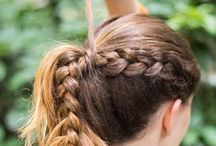 Hairstyles for teens & tweens