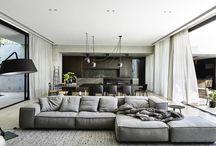 Wnętrza mieszkaniowe