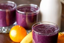 Smoothie Recipes / The best healthy smoothie recipes of Pinterest.