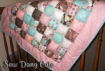 Puff Quilts / by Whitney Raver