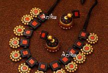 terracota jewels