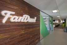 Case Study: FanDuel / Sektor Commercial/Office Partitioning