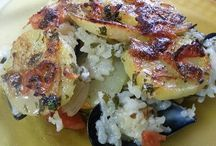 #VieniaMangiareInPuglia: le ricette di A Fuoco Lento / Quando patate, riso e cozze si incontrano, nasce la tiella barese. Siete curiosi di sapere come si prepara questo piatto della tradizione pugliese? Sintonizzatevi su #VieniAMangiareInPuglia e seguite i consigli di A Fuoco Lento - l'appetito vien cliccando http://ow.ly/ugkyd