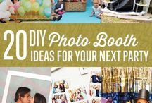photobooth decor ideas (backdrops)
