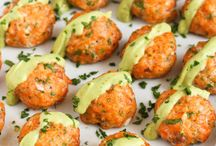 Happy Appies - Appetizers / My favorite mini meals and snacks. Some healthy, some not! Ha! www.mariwhite.com